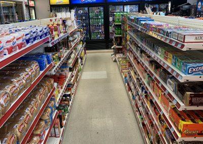 Morrisville Shopping Shelves