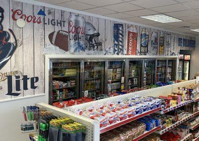 Morrisville Store Interior